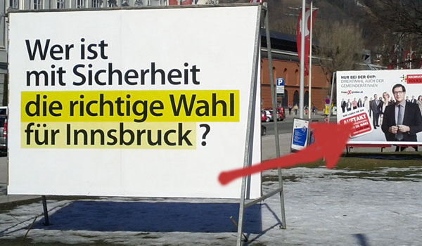 Innsbruck wählt - aber wen?