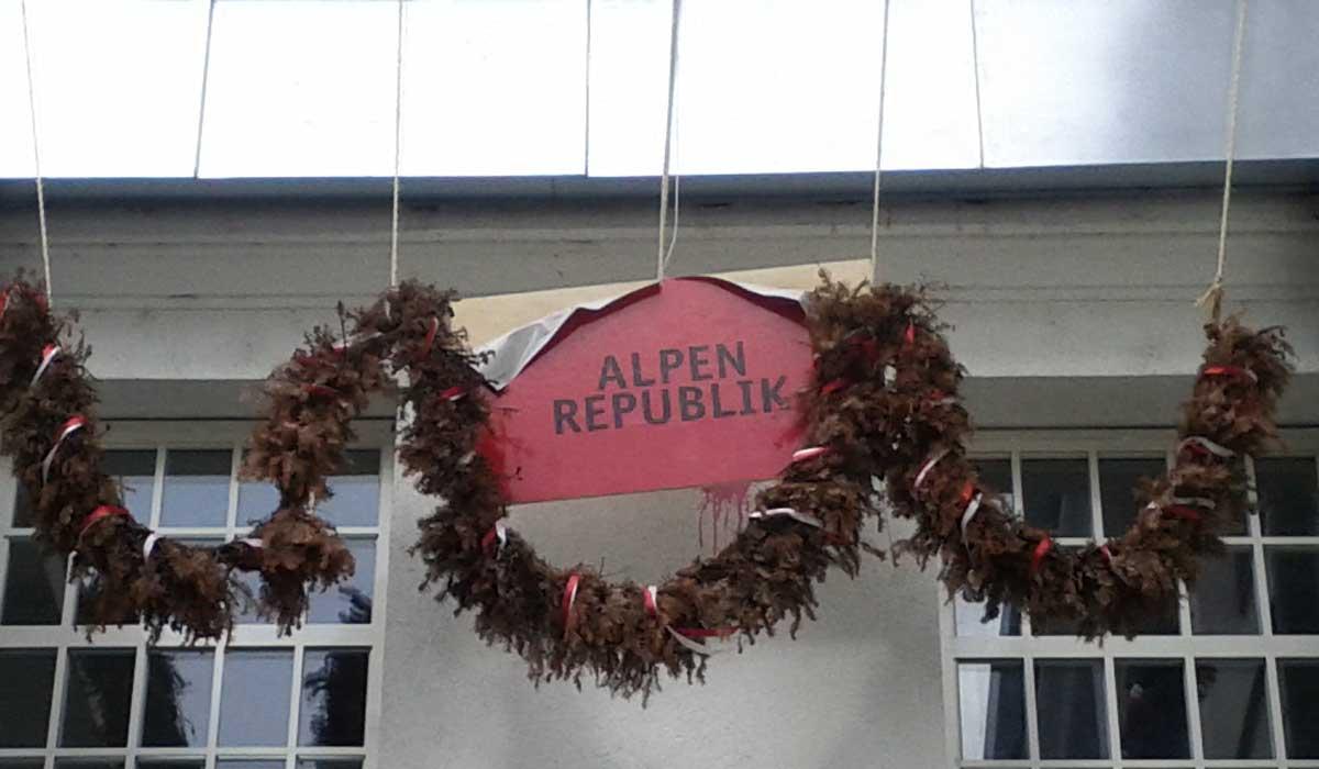 Die Alpenrepublik