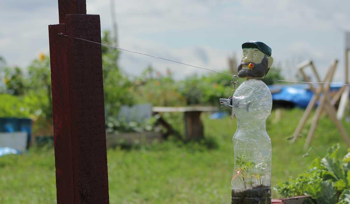 Der Gaugau und die Revolution