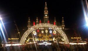 Weihnachtsmarkt in Kakanien, Hauptstadt Wien