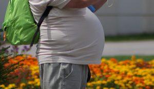 Schwangerer Mann