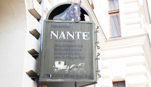 Schild in Berlin