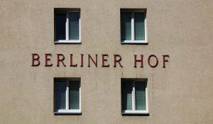 Berliner Hof - aber wo?
