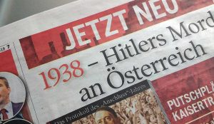 Hitlers Mord an Österreich