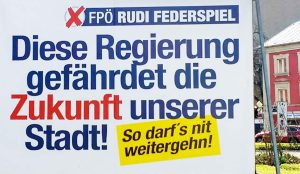 Tiroler Rudi gegen Regierung in Wien