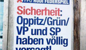 Rudi Federspiel jetzt wieder bei der FPÖ