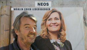 Neos für Erich Ledersberger