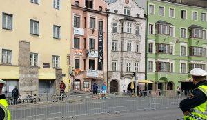 Freie Bahn für Fußgängerinnen und Fußgänger!