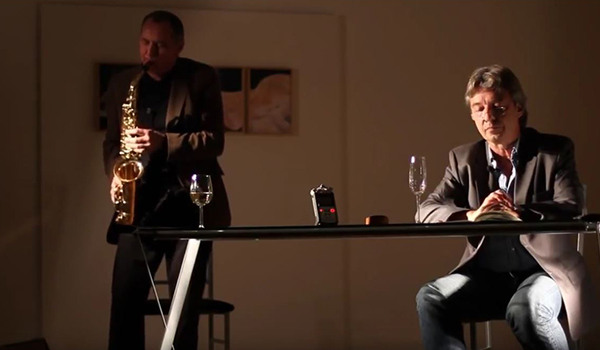 Florian Bramböck & Erich Ledersberger; Lesung Teil 3