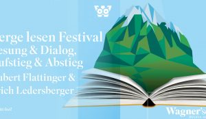 Lesung Hubert Flattinger & Erich Ledersberger