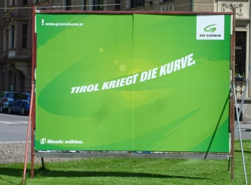 Es grünt so grün bei den Grünen